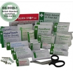 20 Person Kit Refill Contents Image