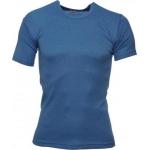 Thermal Short Sleeved Vest Blue Image