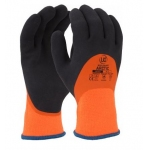 Insulated heat/cold resistant latex coated glove  Image