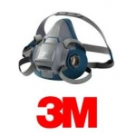 3M 6500 series half face mask Image
