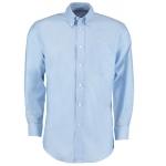 Kustom Kit mens oxford long sleeved shirt  Image