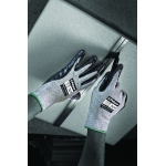 Lightweight Nitrile Palm Coated Cut 5 Glove  Image