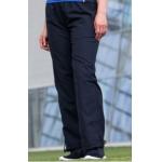 Finden and Hales ladies black track pants  Image