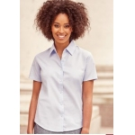 Ladies Russell short sleeve shirt Image