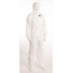 ChemSplash Pro Hooded Coverall White  Image