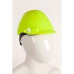 3M Uvicator Hi Viz Safety Helmet  Image