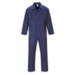 Zip Front Coverall Image
