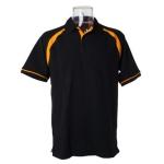 Two Tone Kustom Kit Poloshirt Image