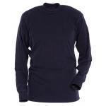Navy Flame Retardant T-Shirt Image