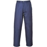Flame Retardent Trousers Navy  Image