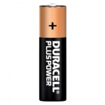 Duracell Plus Power AA Batteries - Pack 8 Image
