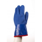 Seamless Supported PVC Glove with BOA Liner Image