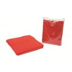 Red Cotton Cellular Blanket Image