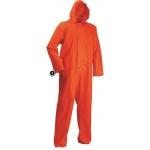 Waterproof Coverall Orange Image