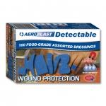 Aeroplast Detectable Plasters Assorted - Box 100 Image