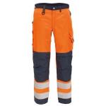 Tranemo Ce-Me Orange/Navy Trouser  Image