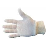 Knit Wrist Stockinette Glove Mens Image