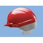 CENTURION REFLEX MID PEAK HELMET C/W SILVER FLASH - RED Image