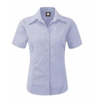 Classic Ladies Short Sleeved Blouse Image
