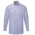 Mens pinpoint oxford Long Sleeved shirt  Image