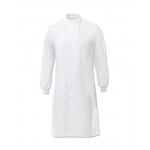 White Unisex Howie Laboratory Coat Image