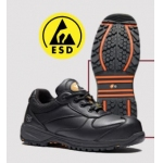 V12 Boost IGS ESD Trainer Black Leather Image