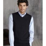 Sleeveless V-Neck Pullover  Image