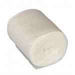 White Open Wove Bandage 5cm x 5m Image