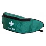 Travel Kit Green Hip Bag Empty Image