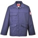 Portwest Bizflame Pro Jacket Navy  Image