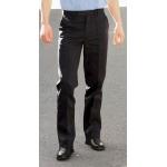Uneek Mens Black Workwear Trouser Image