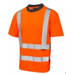 Short Sleeved T-Shirt Hi-Vis  Image