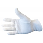 Ladies Bleached Stockinette Glove - Pair Image