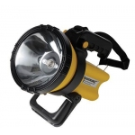 Heavy Duty Rechargable Torch with Mains & In-car Chargers  Image