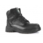 Full grain waterproof breathable leather boot c/w force 10 scuff cap and S3 SRC HRO sole unit Image