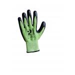 Green Cut Level 5 PU Coated Glove  Image