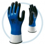 Nitrile Foam Grip Fully Coated Glove Pack of 10 Image