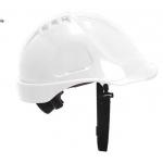 Safety Helmet White Image