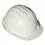 HDPE Safety Helmet White Image