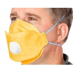C3V Alpha Solway C Series FFP3V Fold Flat Mask  Image