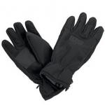 Extra Softshell Black Glove Image
