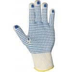 Nylon PVC Dot Glove - Pair Image