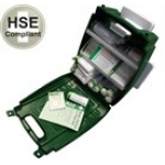 Evolution First Aid Kit 11-20 Persons c/w Wall Bracket Image