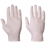 NOT AVAILABLE Powder-Free Latex Disposable Gloves - Box 100 Image