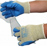 Latex Palm Coated Kevlar Cut 5 Gloves  Image