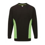 Silverstone Two Tone Premium Sweatshirt Image