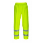 Sealtex Waterproof Hi Vis Overtrousers Yellow Image
