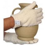 20oz Seamless cotton terry cloth glove  Image