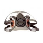 3M Low Maintenance Half Face Mask Image