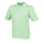 Henbury Coolplus Wicking  Mens Polo Shirt Image
